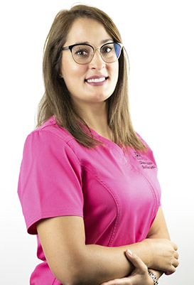 Liliana Nechita - Auxiliar Dental DST Clinic